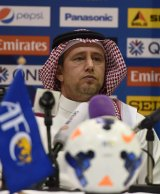 """Al-Hilal manager Laurentiu Reghecampf: """"I promise you we won't lose tomorrow. I'm going to see to that and I hope that [Western] Sydney will stay a small team."""""""