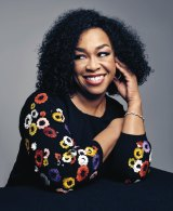 Shonda Rhimes, the reigning queen of American network television.