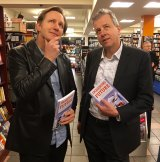 Simon Torok and colleague Paul Holper have developed a scientific side gig as authors.