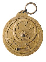 This 1000-year-old astrolabe was tool for measuring celestial angles.