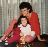 Karen Nettleton and her daughter Tara.