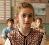 Monika Certezni in The Teacher.