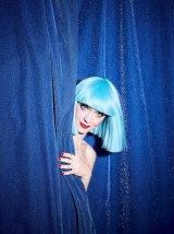 Crazy Horse dancer Lolita Kiss-Curl.