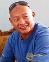 Andrew Chan in prison in June 2011.