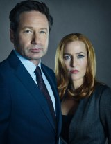 Gillian Anderson has called time on <i>The X-Files</i>.