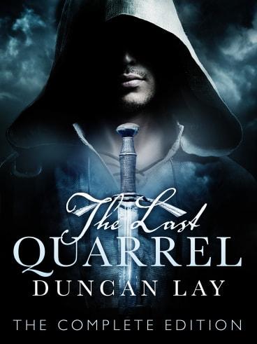 THE LAST QUARREL. By Duncan Lay. Momentum, $29.99.
