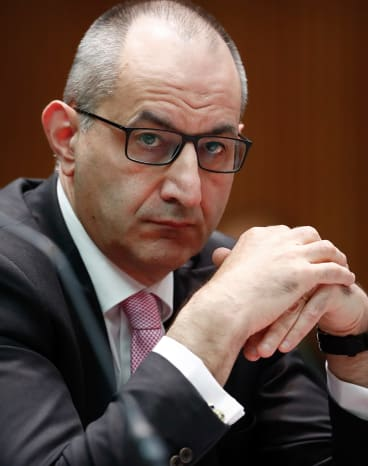 Immigration Department secretary Mike Pezzullo said he was always careful with taxpayers' money.