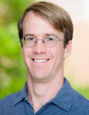 Melbourne University astrophysicist Christian Reichardt.