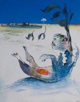 Arthur Boyd's <i>Jonah on the Shoalhaven - Outside the City</i> (1976).