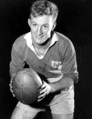 John Raper, pictured in 1958.