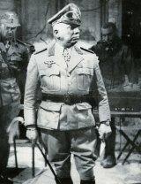 Erich von Stroheim in Five Graves to Cairo.