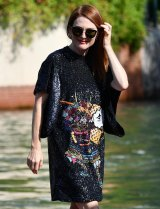 Julianne Moore at this month's Venice Film Festival.