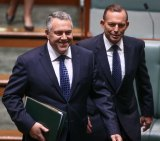 Treasurer Joe Hockey and Prime Minister Tony Abbott have got their mojo back after their more user friendly second budget.