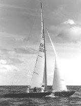 Carl Halvorsen's boat Skagerak.