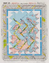 Howard Arkley and Elizabeth Gower, Map Book.