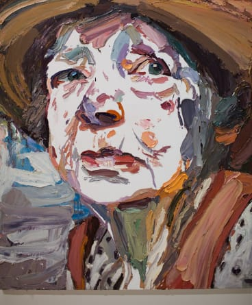 Margaret Olley by Ben Quilty, winner in 2011.