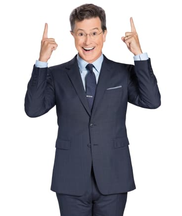 <b>The Late Show with Stephen Colbert: </b> fresh daily