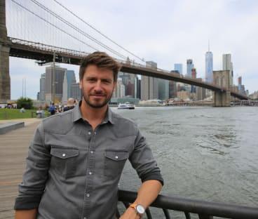 <b>World's Greatest Bridges: </b> personalities behind the Brooklyn Bridge