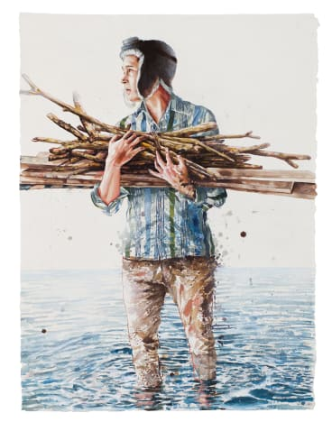 The Rebuild by Fintan Magee