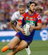 Kalyn Ponga is one of the brightest young stars in the NRL.