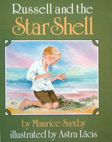 Russell and the Star Shell.