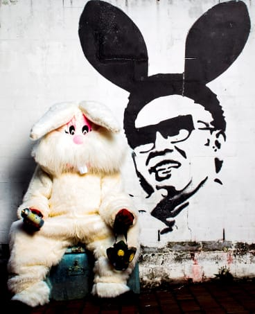 Kit Brookman's new comedy <i>A Rabbit for Kim Jong-Il</i> is inspired by a true story.