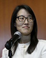 Ellen Pao wants better conditions for women in Silicon Valley.