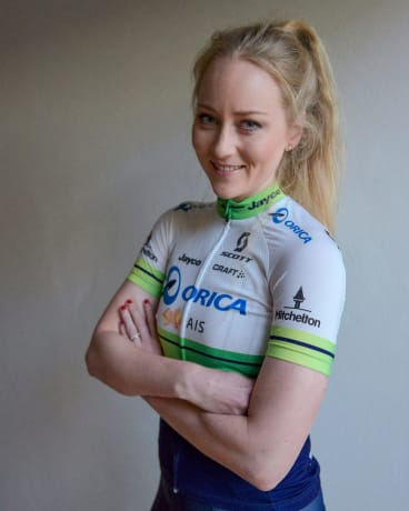 Two-time Australian cyclist champion and bachelor of science student Gracie Elvin will be in action at the Games.