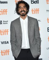 Dev Patel arrives at the Lion premiere on day 3 of the Toronto International Film Festival.