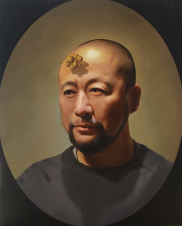 Cang Xin's Spiritual Crystals at Vermilion Art.