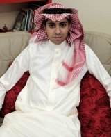 Saudi blogger Raif Badawi was sentenced in 2014 to 10 years in prison and 1000 lashes for insulting Islam.