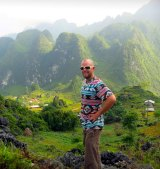Copywriter Luke James freelanced from Vietnam from last May to December, and is now based in Bangkok.