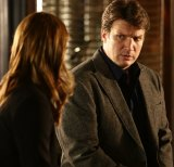 Castle sticks close to its roots in the airport thrillers written by its leading man.