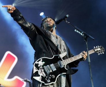 Intermittently brilliant but indulgent: D'Angelo.