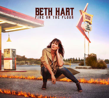Beth Hart, Fire on the Floor.
