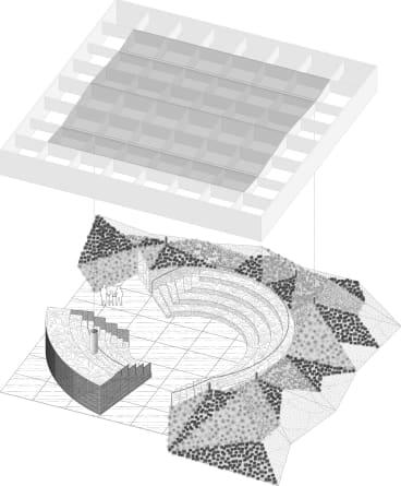 A design for the 2017 MPavilion.