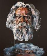 Archibald Prize finalist Anh Do's <i>JC</i>.
