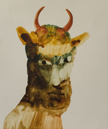 <i>Sidney Nolan: The Greek Series</i> exhibition features 60 never-before-seen pieces.