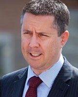 Mark Butler, Labor's spokesman on Environment, Climate Change and Water.