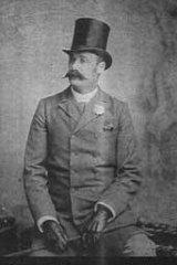 Park Von Tassel was the leader of the troupe.