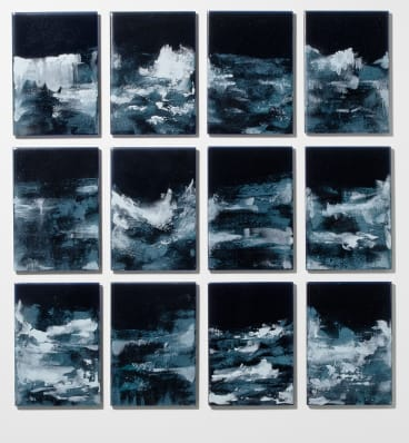 Lisa Cahill's <i>Traces</i> series.