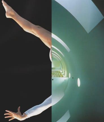 Zoe Croggon, <i>Gymnast #1</i>, 2013. Courtesy of the artist and Daine Singer