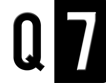 The Q7 number plate is expected to fetch more than $150,000.