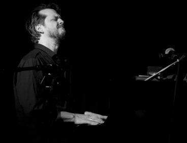 Barney McAll's music radiates passionate authenticity.
