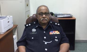 Selangor Deputy Head of District Police Rusdi Mohd Isa.