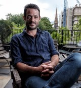 Miles Allinson's Fever of Animals won $2000 People's Choice award.