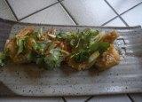 Tingling prawn dish at Ruyi.