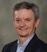 Professor John Upham.