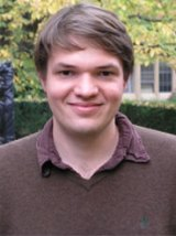 Dr Angus Johnston designs delivery mechanisms for nanoscale therapeutic drugs.