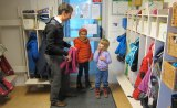 To care and to educate: the Swedish system of Educare provides nationwide facilities for children aged one and above.